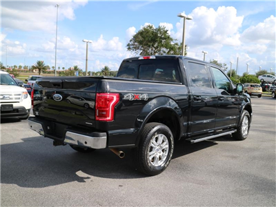 2015 F-150 Super Cab 4x4 Pickup #16489A - photo 2