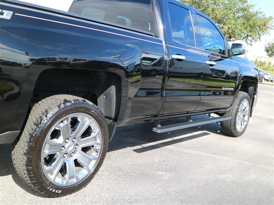 2015 Silverado 1500 Double Cab 4x4 Pickup #16490A - photo 10
