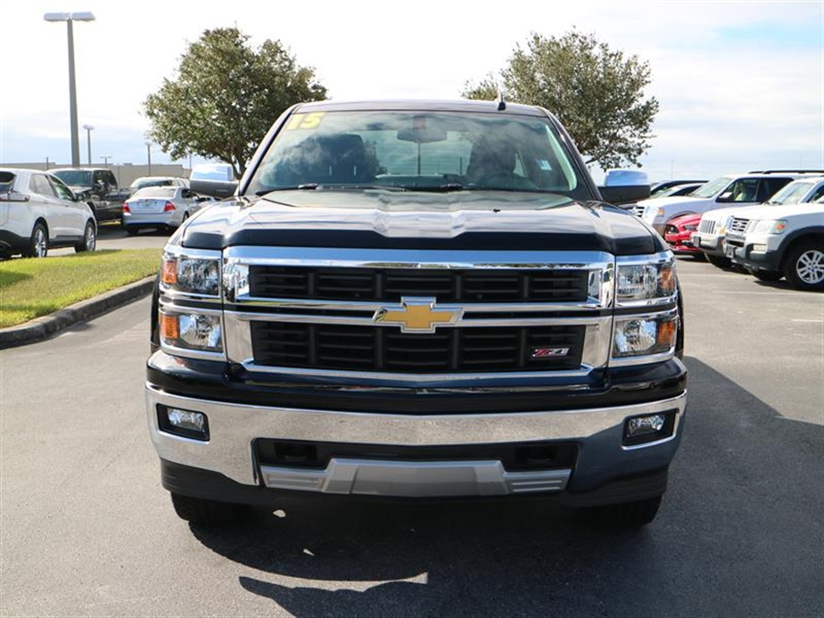 2015 Silverado 1500 Double Cab 4x4 Pickup #16490A - photo 3