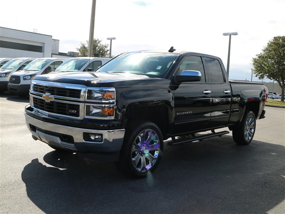 2015 Silverado 1500 Double Cab 4x4 Pickup #16490A - photo 4