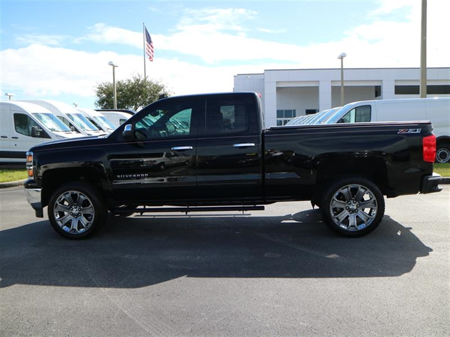 2015 Silverado 1500 Double Cab 4x4 Pickup #16490A - photo 5