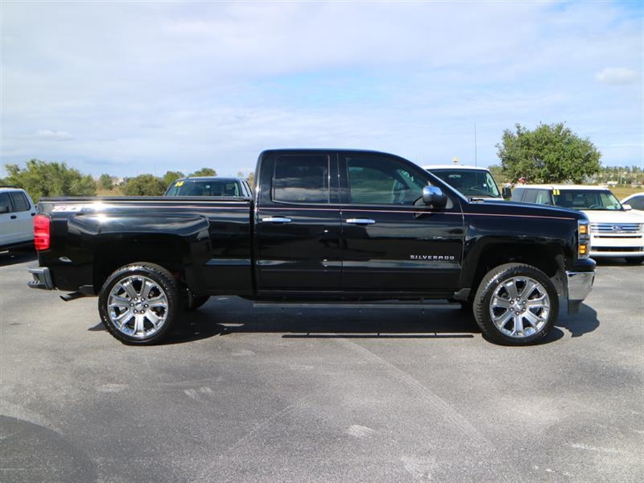 2015 Silverado 1500 Double Cab 4x4 Pickup #16490A - photo 8