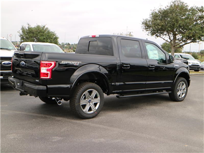 2018 F-150 Crew Cab 4x4 Pickup #16609 - photo 2