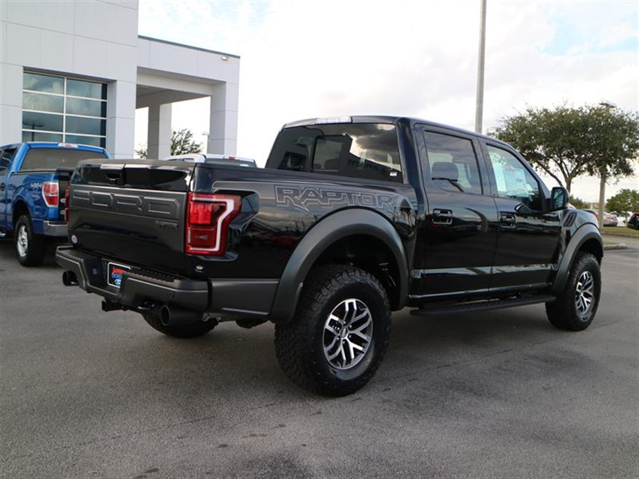 2018 F-150 Crew Cab 4x4 Pickup #16611 - photo 2