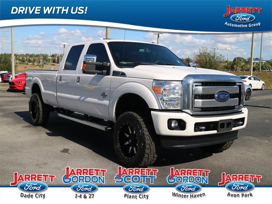 2015 F-350 Crew Cab 4x4 Pickup #18656A - photo 1