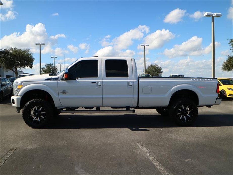 2015 F-350 Crew Cab 4x4 Pickup #18656A - photo 6
