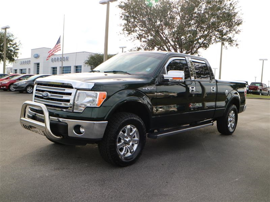 2014 F-150 Super Cab 4x4 Pickup #18659A - photo 4