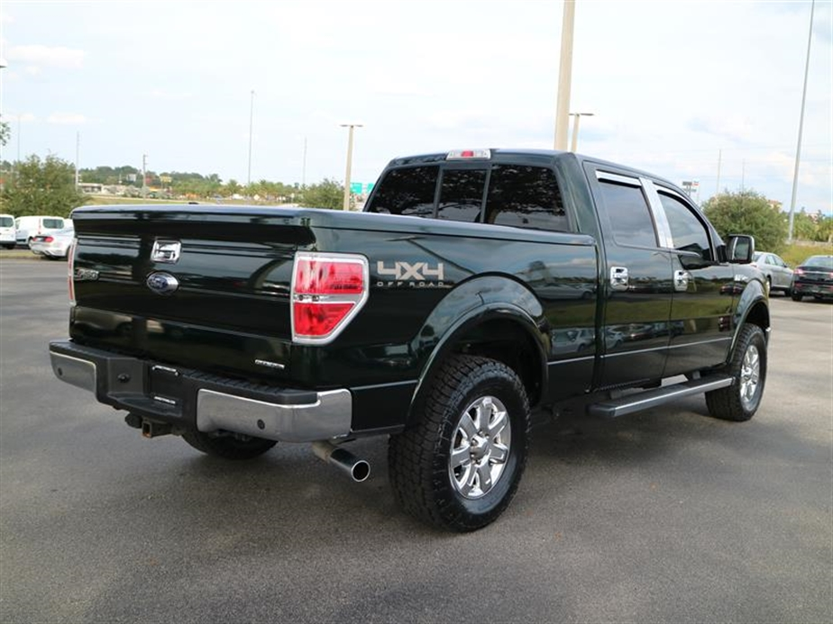 2014 F-150 Super Cab 4x4 Pickup #18659A - photo 2