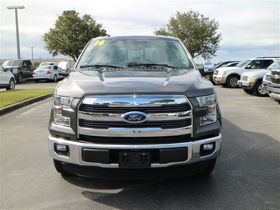 2016 F-150 Super Cab Pickup #18673A - photo 3