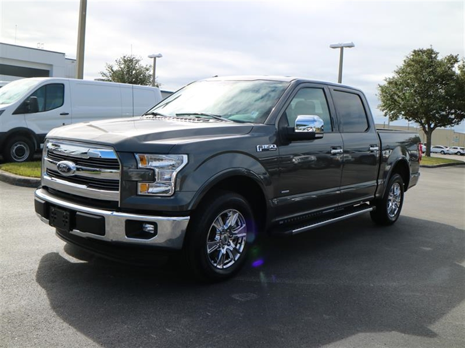 2016 F-150 Super Cab Pickup #18673A - photo 4