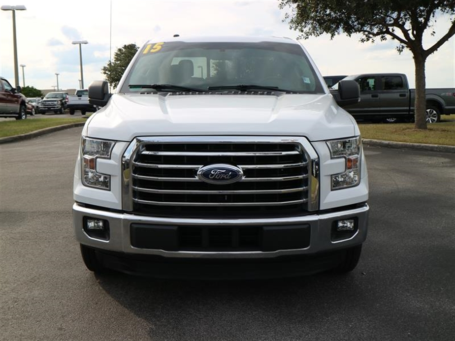 2015 F-150 Super Cab Pickup #18687A - photo 3