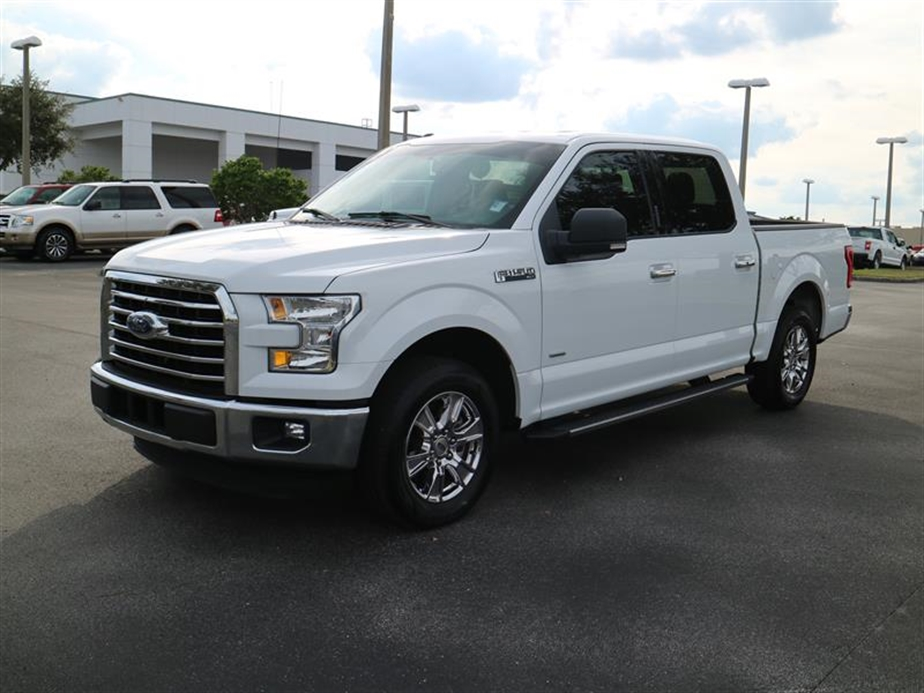 2015 F-150 Super Cab Pickup #18687A - photo 4
