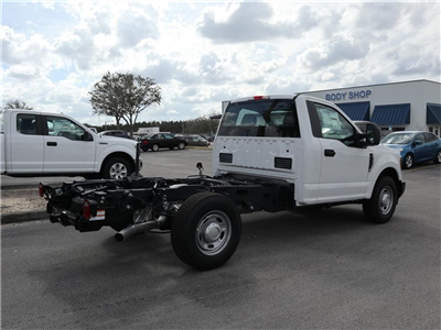 2017 F-250 Regular Cab, Cab Chassis #18746 - photo 2