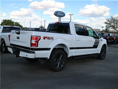 2018 F-150 Crew Cab 4x4 Pickup #18774 - photo 2