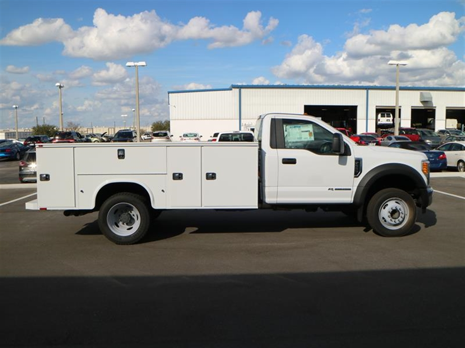 2017 F-550 Regular Cab DRW, Knapheide Standard Service Body #18864 - photo 3
