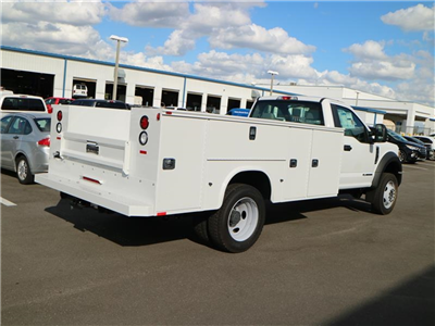 2017 F-550 Regular Cab DRW, Knapheide Standard Service Body #18864 - photo 2
