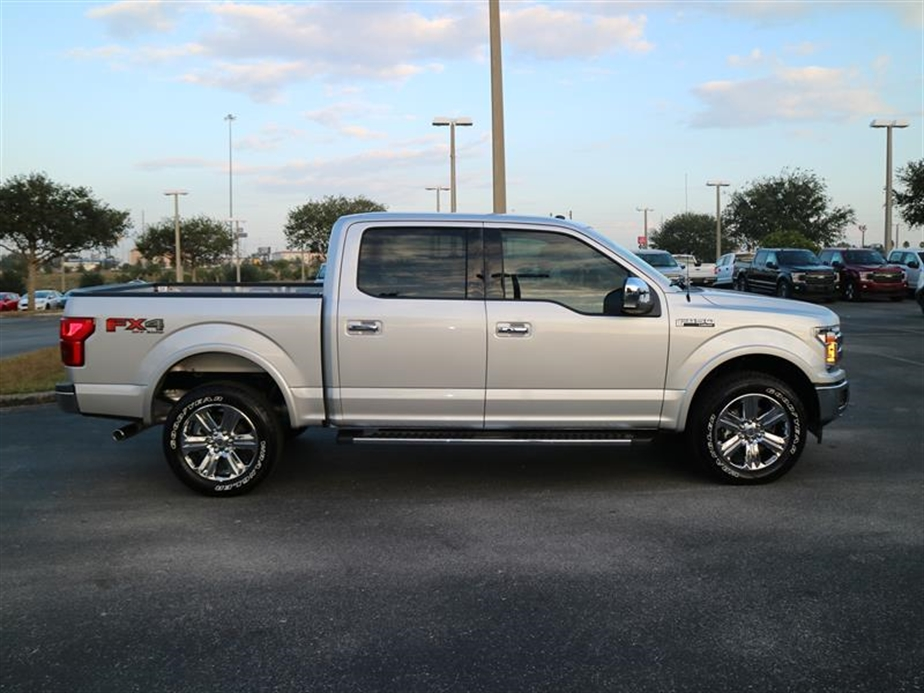 2018 F-150 Crew Cab 4x4, Pickup #18965A - photo 9