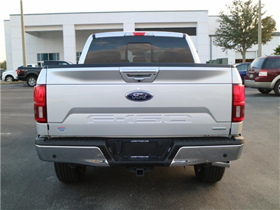 2018 F-150 Crew Cab 4x4, Pickup #18965A - photo 8