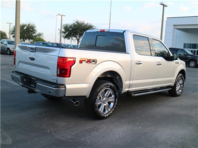 2018 F-150 Crew Cab 4x4, Pickup #18965A - photo 2