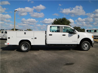 2017 F-350 Crew Cab DRW 4x4, Reading SL Service Body #18966 - photo 3