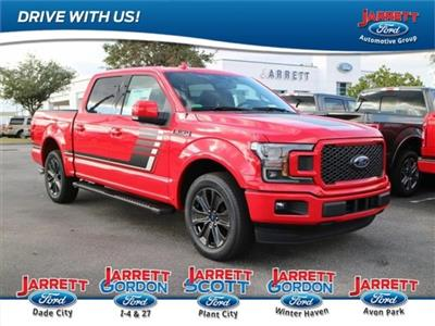 2018 F-150 SuperCrew Cab 4x2,  Pickup #19008 - photo 1