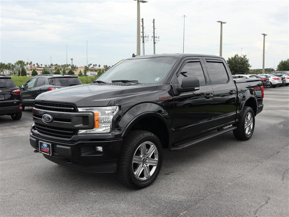 2018 F-150 SuperCrew Cab 4x4,  Pickup #19103B - photo 4