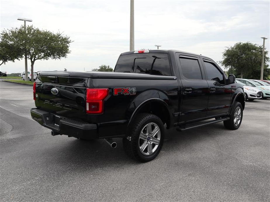 2018 F-150 SuperCrew Cab 4x4,  Pickup #19103B - photo 2
