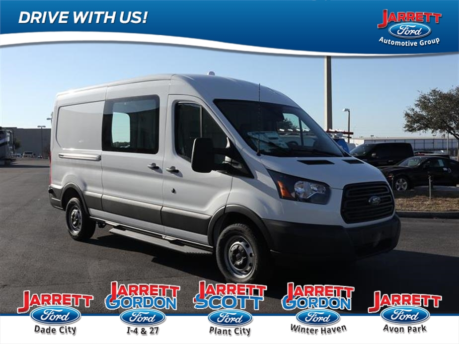2018 Transit 350 Med Roof, Cargo Van #19189 - photo 1