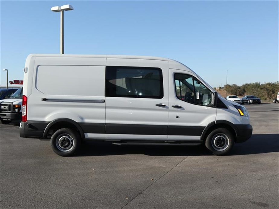 2018 Transit 350 Med Roof, Cargo Van #19189 - photo 4