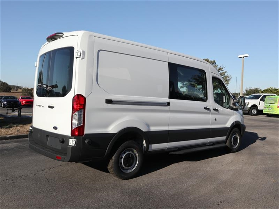 2018 Transit 350 Med Roof, Cargo Van #19189 - photo 2