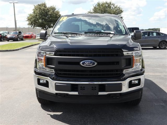 2018 F-150 SuperCrew Cab 4x4,  Pickup #19213A - photo 3