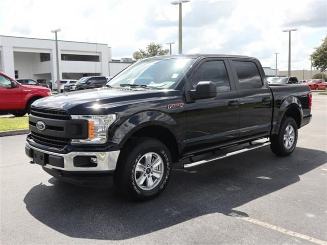 2018 F-150 SuperCrew Cab 4x4,  Pickup #19213A - photo 4