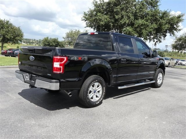 2018 F-150 SuperCrew Cab 4x4,  Pickup #19213A - photo 2