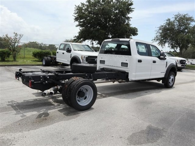 2018 F-550 Crew Cab DRW 4x4,  Cab Chassis #19321 - photo 2