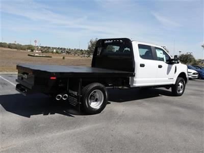 2018 F-350 Crew Cab DRW 4x4, Platform Body #19344 - photo 2