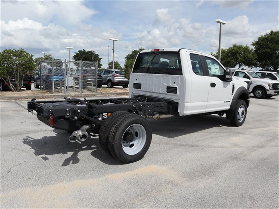 2018 F-450 Super Cab DRW 4x4,  Cab Chassis #19418 - photo 2