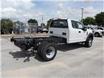 2018 F-450 Super Cab DRW 4x4,  Cab Chassis #19418 - photo 1
