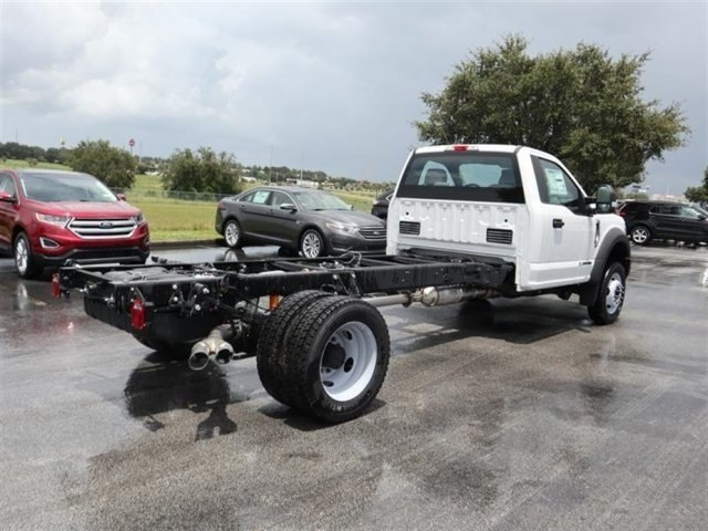 2018 F-450 Regular Cab DRW 4x2,  Cab Chassis #19593 - photo 2