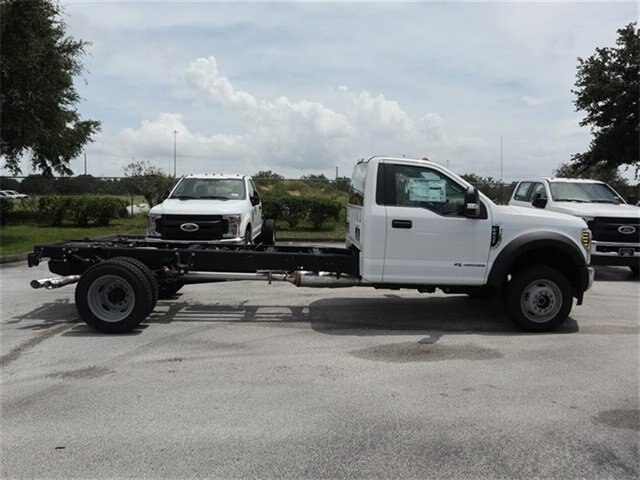 2018 F-450 Regular Cab DRW 4x4,  Cab Chassis #19655 - photo 3