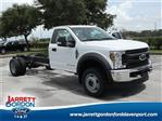 2018 F-450 Regular Cab DRW 4x4,  Cab Chassis #19655 - photo 1