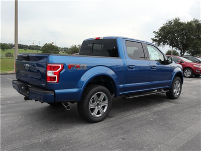 2018 F-150 SuperCrew Cab 4x4,  Pickup #20047 - photo 2