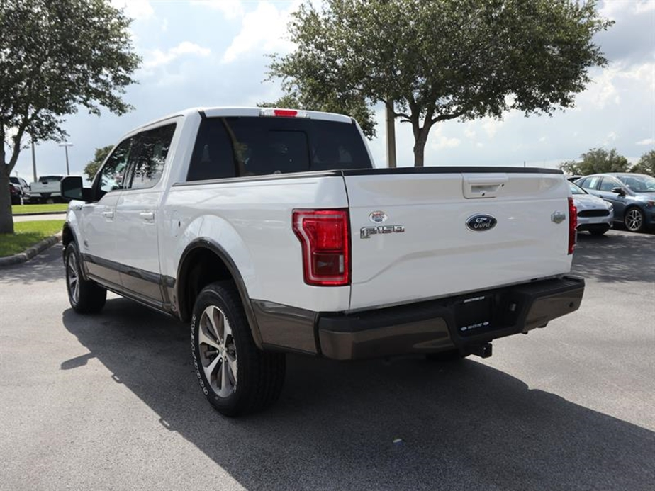 2015 F-150 SuperCrew Cab 4x4,  Pickup #20051A - photo 6