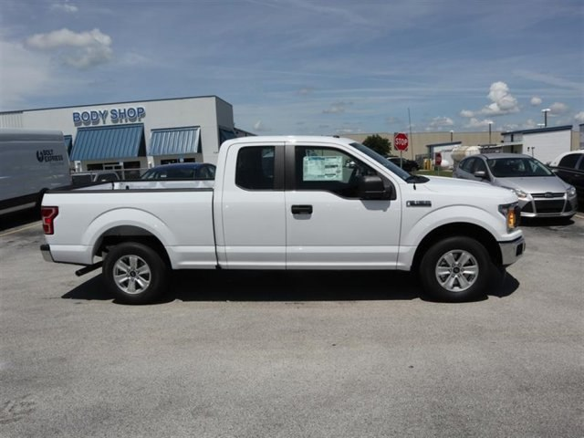 2018 F-150 Super Cab 4x2,  Pickup #20238 - photo 3