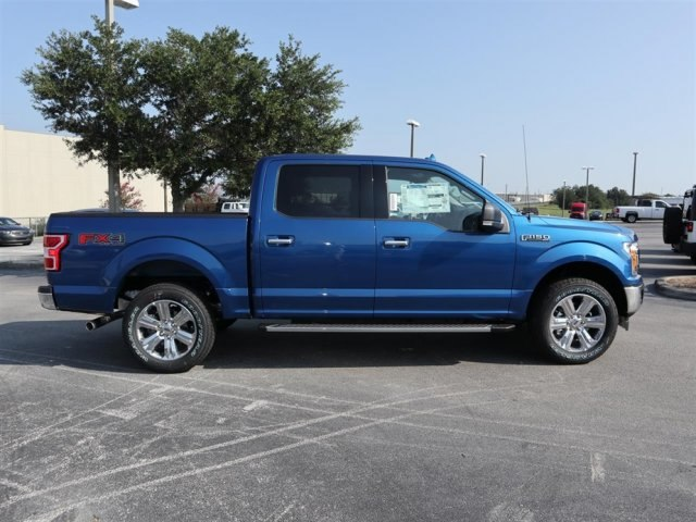 2018 F-150 SuperCrew Cab 4x4,  Pickup #20302 - photo 3
