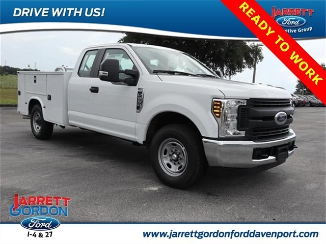 2018 F-250 Super Cab 4x2,  Knapheide Standard Service Body #20385 - photo 1