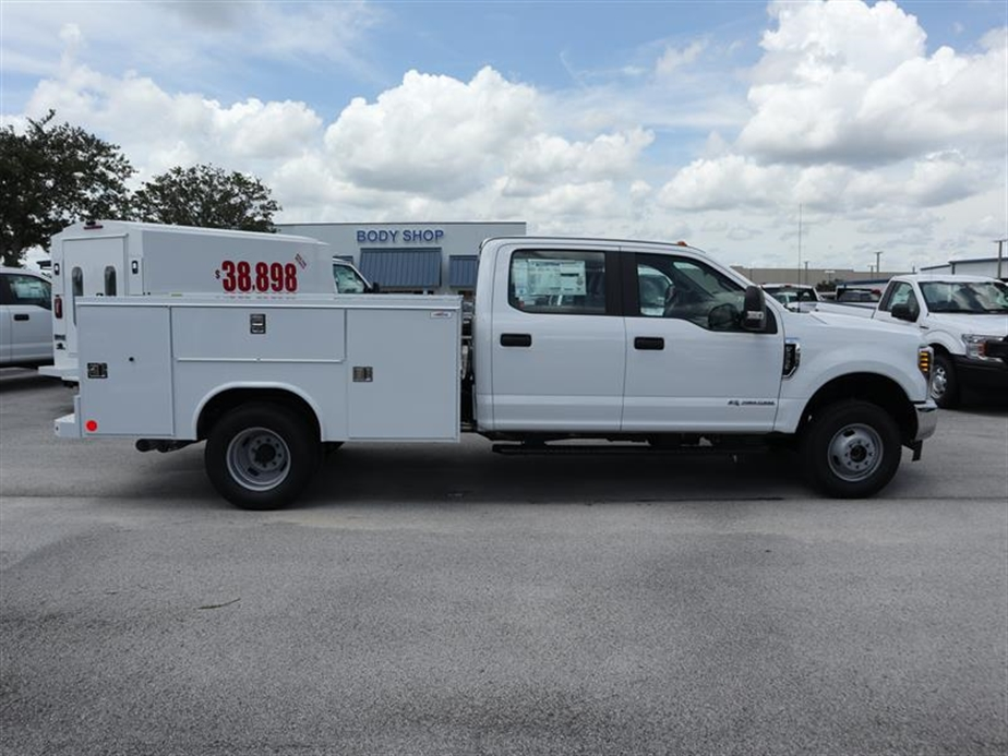 2018 F-350 Crew Cab DRW 4x4,  Reading Service Body #20433 - photo 3