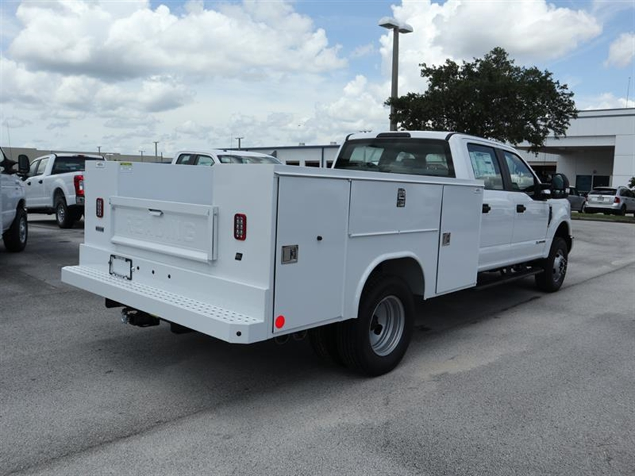 2018 F-350 Crew Cab DRW 4x4,  Reading Service Body #20433 - photo 2