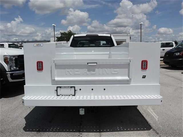 2018 F-350 Crew Cab DRW 4x2,  Reading Service Body #20434 - photo 4