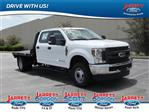 2018 F-350 Crew Cab DRW 4x4,  Freedom Platform Body #20441 - photo 1