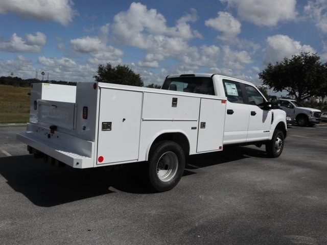 2019 F-350 Crew Cab DRW 4x4,  Reading Service Body #20449 - photo 2